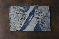 Colonia De Briozoo Porcelana Con Cobalto 2013